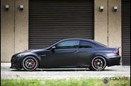 2012 Strasse forged - BMW M3 E92 Frozen Black édition 7