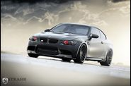 2012 Strasse forged - BMW M3 E92 Frozen Black édition