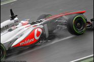 McLaren - Jenson Button 2013