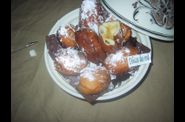 beignets fourrs