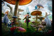 alice au pays des merveilles -de-tim-burton