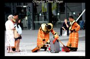 Mongolian throat singers 2