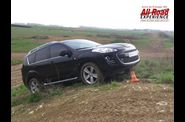 4 stage suv duster 4X4 avril2012 allroadexperience
