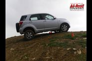 5 stage suv duster 4X4 avril2012 allroadexperience