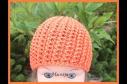 bonnet BB orange