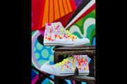 Baskets custom fluo