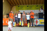 Ecovaldarda 2012 - podio femminile trail corto 25 km