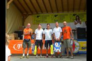 Ecovaldarda 2012 - podio maschile trail corto