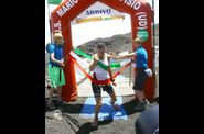 Trincheri alla Supermaratona dell'Etna 2012
