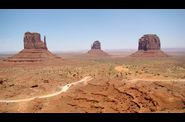 Monument Valley - typique western