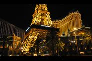 Las Vegas tour eiffel paris