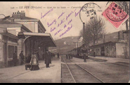 Gare du Puy en Velay