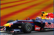 Red Bull - Mark Webber