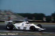 Williams - Alan Jones