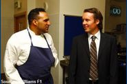 Williams - Michael Caines, Sam Michael