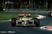 Williams - Nelson Piquet