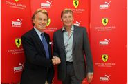 Ferrari - Luca di Montezemolo, Jochen Zeitz, Puma