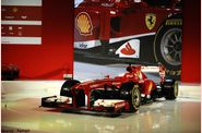 Ferrari - lancement F138