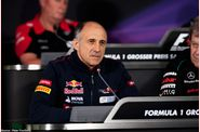 Toro Rosso - Franz Tost, Norbert Haug, John Booth