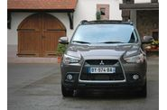 Essai : Mitsubishi ASX 4X4