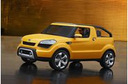 Kia Soul'ster Concept (2009)