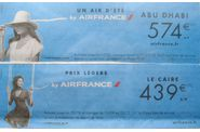 Air France 2010, petits formats