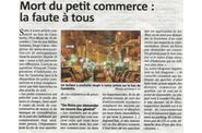 Article Nice Matin 2009