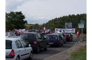 Blocage Blavozy 230910