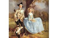 Gainsborough Mr and Mrs Andrews