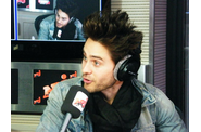 Jared Leto - NRJ - Cauet 014