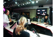 Jared Leto - NRJ - Cauet 015