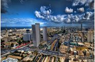 Tel aviv la ville blanche en couleur