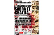 affiche sabra et chatila