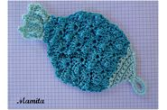 dishcloth poisson