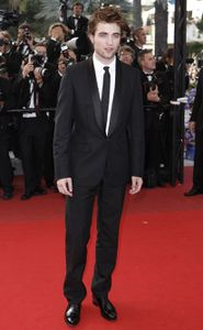 Robert Pattinson Cannes