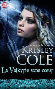 book coverfull les ombres de la nuit, tome 2 la valkyrie