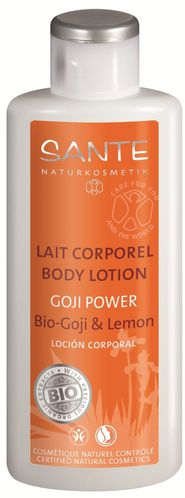 Lait corps Goji Power
