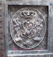 Armoiries Corses: sculpture en pierre - Arts et sculpture: sculpteur figuratif