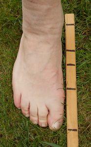 pieds droit macon