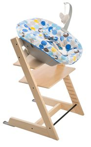 Tripp Trapp 120330-2679 Natural Silhouette Blue