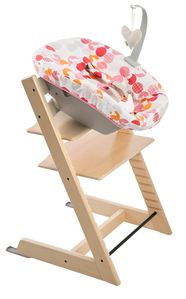 Tripp Trapp 120330-2679 Natural Silhouette Pink