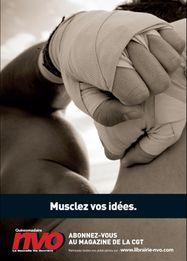 Affiche musclez vos idées