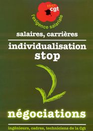 Affiche - individualisation stop