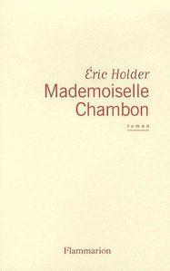 mademoiselle chambon 1