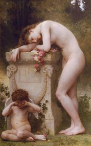 ELEGY by William A. BOUGUEREAU