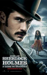 Sherlock Holmes Game Of Shadows Jude Law