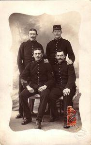 service militaire 1913