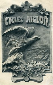 Aiglon 1904 catalogue380
