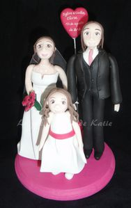 figurine-mariage-personnalisée-famille