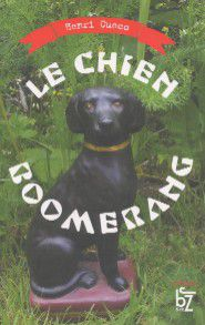livre livres a lire le chien boomerang